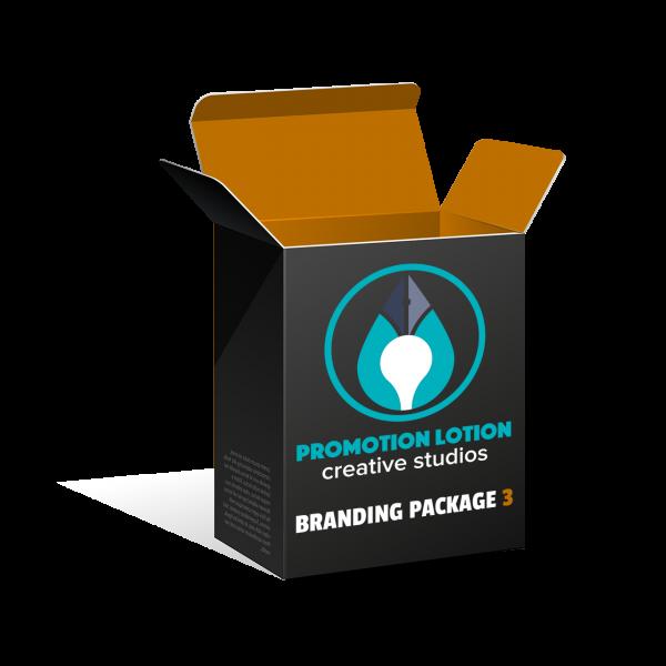 custom business branding package